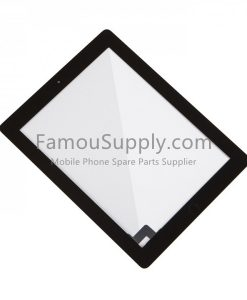 Digitizer & Home Button Assembly (w/ Adhesive) for iPad 2