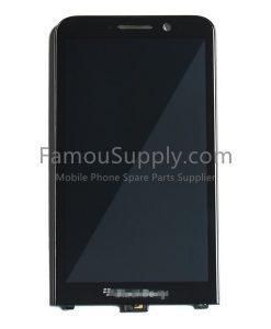 Blackberry Z30 screen