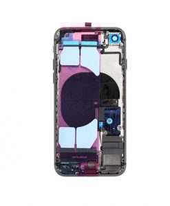 iphone 8 back housing with small parts