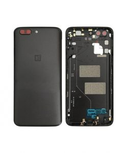 oneplus 5 back cover black
