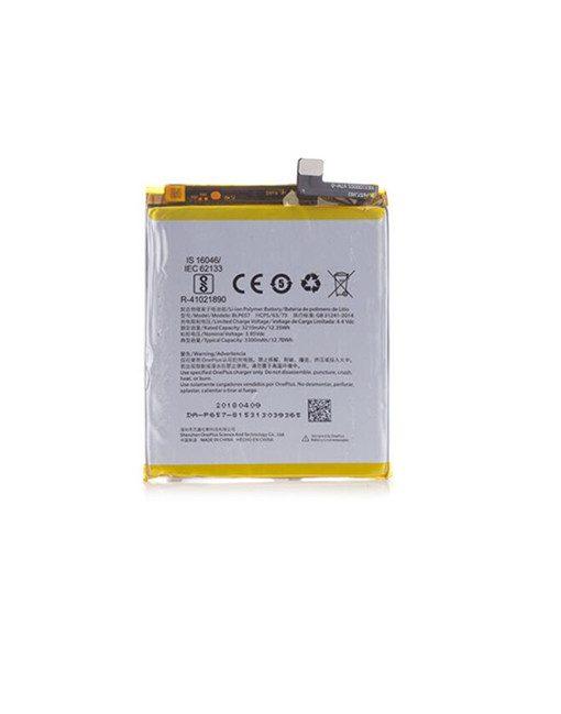 oneplus 6 battery