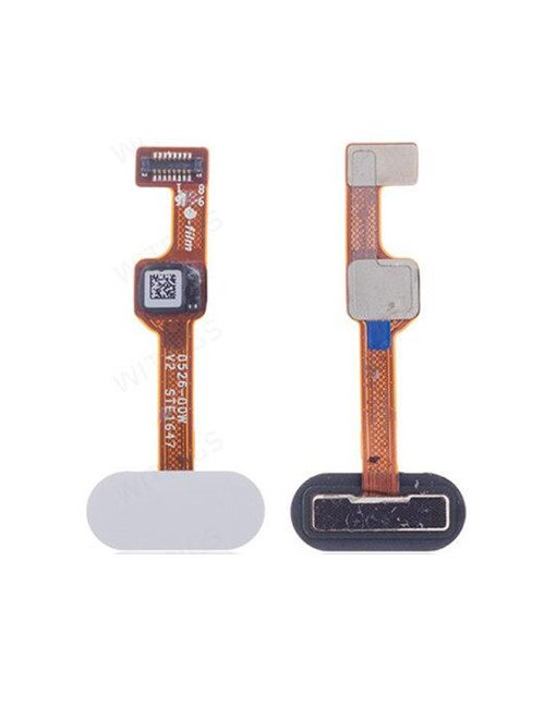 OEM Fingerprint Scanner Flex for OnePlus 5 - White 1