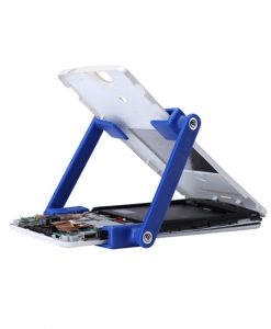 360 Rotation Phone LCD Screen Stand Holder Fixture Clamp Clip for iPhone Repair Tools Kit Outillage