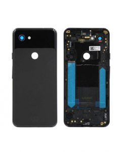 For Google Pixel 3A Battery Cover Replacement - Black