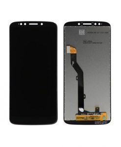 For Motorola Moto G6 Play LCD and Digitizer Assembly Replacement – Black