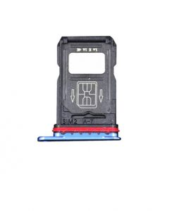 For OnePlus 7 Pro Sim Card Tray Replacement - Blue