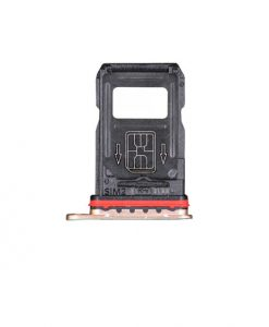 For OnePlus 7 Pro Sim Card Tray Replacement - Gold