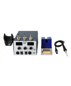 Kaisi 862D+ Hot Air Desoldering Rework Station 2in1 sma rework station
