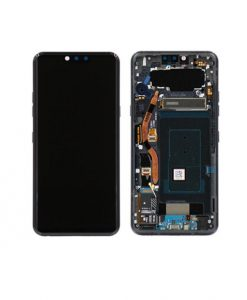 OEM Screen With Frame Replacement For LG G8 ThinQ