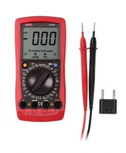 Digital Multimeter - UT58A