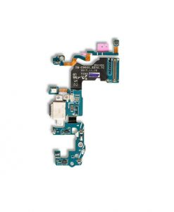 For Galaxy S9 Charging Port Flex Cable Replacement - G960U
