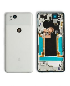 For Google Pixel 2 Back Housing Replacement - White