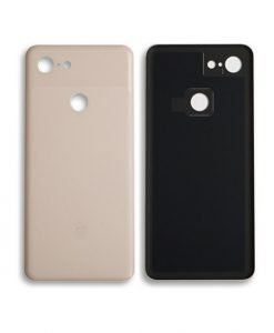 For Google Pixel 3 Back Cover Replacement - Pink