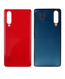 For Huawei P30 Battery Door Replacement - Amber Sunrise