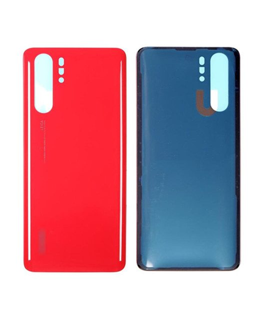 For Huawei P30 Pro Battery Door Replacement - Amber Sunrise