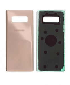 For Samsung Galaxy Note 8 Back Cover Replacement - Maple Gold