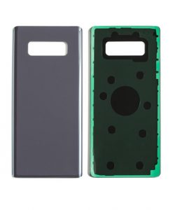 For Samsung Galaxy Note 8 Back Cover Replacement - Orchid Gray