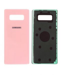 For Samsung Galaxy Note 8 Back Cover Replacement - Star Pink