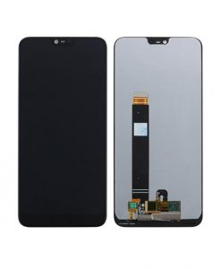 OEM Screen Replacement For Nokia 7.1 - Black