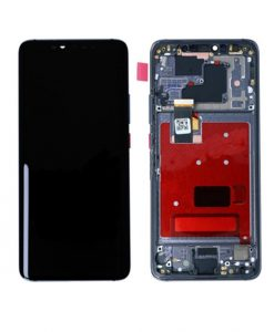OEM Screen Replacement With Frame For Huawei Mate 20 Pro - Black
