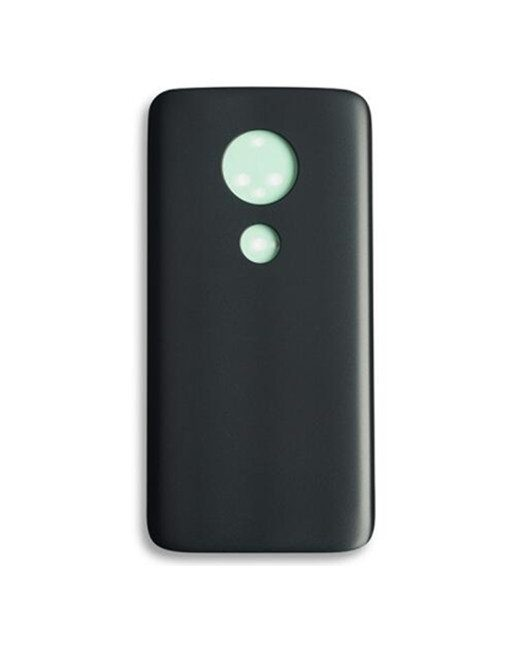 Back Cover with Adhesive For Moto G7 Play - Indigo