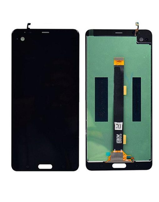 LCD Display Touch Screen Digitizer Assembly For HTC U Ultra - Black