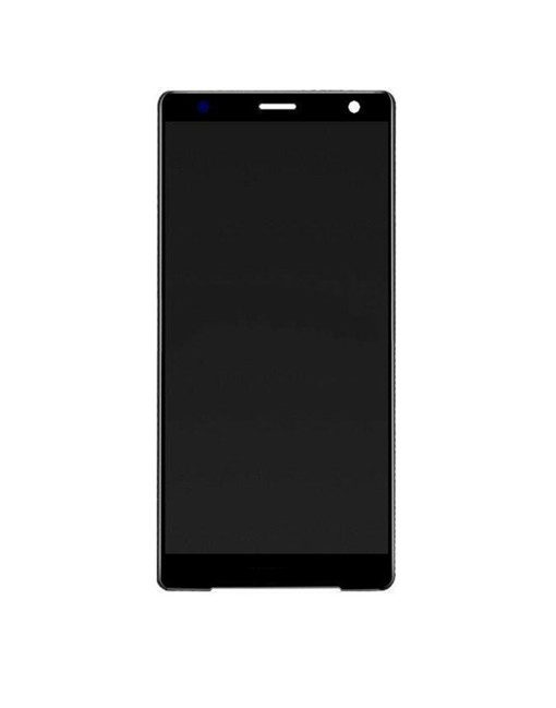 LCD Display Touch Screen Digitizer Assembly For Sony XZ2 - Black