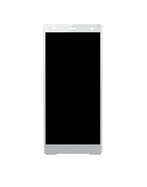 LCD Display Touch Screen Digitizer Assembly For Sony XZ2 - White
