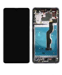 OEM Screen Digitizer Assembly With Frame For Huawei Mate 20 X