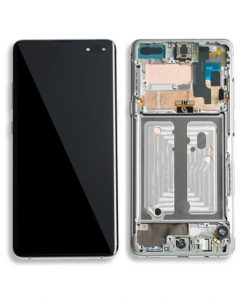 OLED Display with Frame Assembly for Galaxy S10 5G