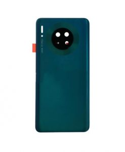 OEM Back Glass With Camera Lens For Huawei Mate 30 - Green