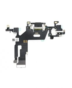OEM Charging Port Flex Cable For iPhone 11 - Black