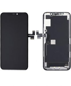 OLED Display with Frame Assembly For iPhone 11 Pro