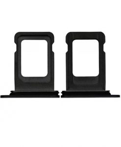 Sim Card Tray For iPhone 11 Pro - Black