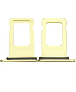 Sim Card Tray For iPhone 11 - Yellow
