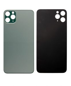 Back Glass Replacement For iPhone 11 Pro Max - Midnight Green