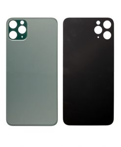Back Glass Replacement For iPhone 11 Pro - Midnight Green