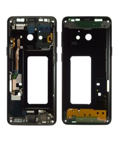 Mid Frame Replacement For Samsung Galaxy S9 - Black