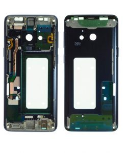Mid Frame Replacement For Samsung Galaxy S9 - Blue