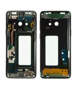 Mid Frame Replacement For Samsung Galaxy S9 - Gray