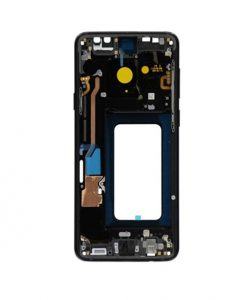 Mid Frame Replacement For Samsung Galaxy S9 Plus - Black