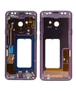 Mid Frame Replacement For Samsung Galaxy S9 Plus - Purple