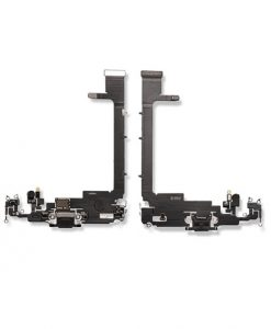 Charging Port Flex Cable for iPhone 11 Pro Max - Space Gray