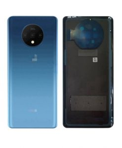 OEM Back Cover with Camera Lens Replacement For Oneplus 7T - Blue