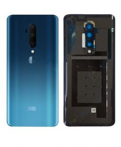 OEM Back Cover with Camera Lens Replacement For Oneplus 7T Pro - Blue