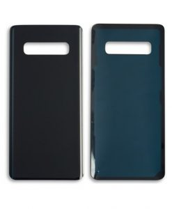 Rear Glass for Galaxy S10 Plus - Prism Black