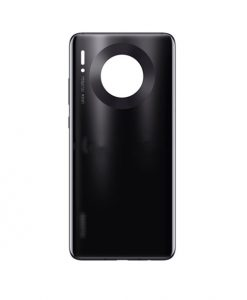 Replacement Battery Cover For Huawei Mate 30 - Black
