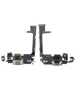 Replacement Charging Port Flex Cable for iPhone 11 Pro - Gold