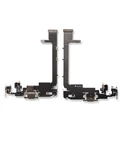 Replacement Charging Port Flex Cable for iPhone 11 Pro Max - Gold