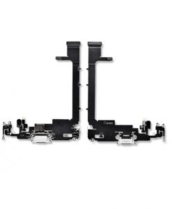 Replacement Charging Port Flex Cable for iPhone 11 Pro Max - Silver
